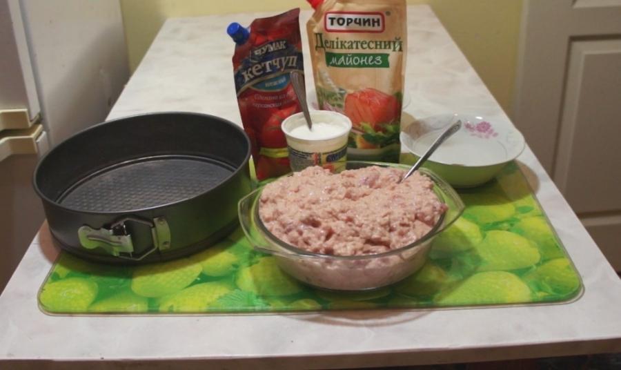 Соус для тефтелей с майонезом - фото шаг 1