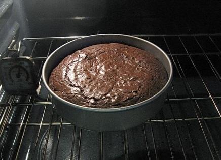 """Торт """"Черный принц"""" - фото шаг 4"""