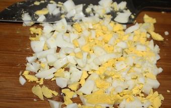 Салат с печенью белорусский - фото шаг 5