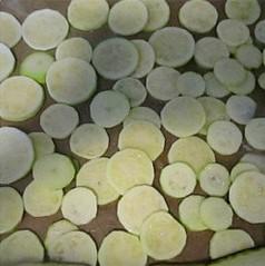 Рецепт Кабачки и баклажаны с фаршем