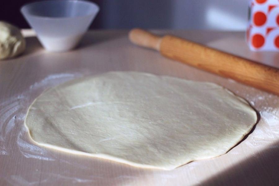 Творожное печенье к чаю - фото шаг 3