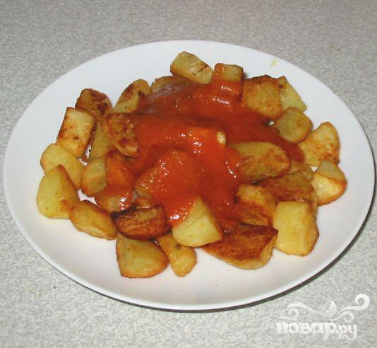 Картофель по-испански - фото шаг 6