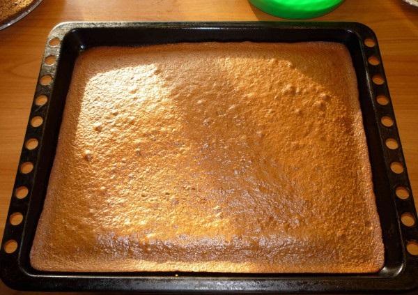 """Торт """"Вулкан"""" - фото шаг 6"""
