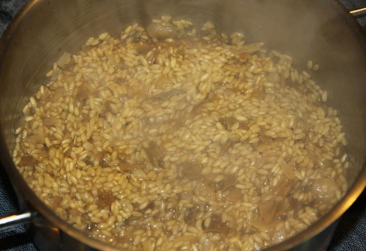 салат с белыми сушеными грибами рецепт с фото