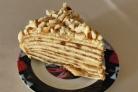 Быстрый торт Минутка на сковороде