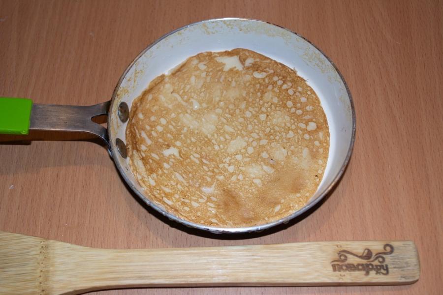 Как приготовить блины на кефире пошаговый рецепт с фото