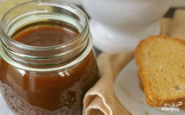 Домашняя карамель из сахара