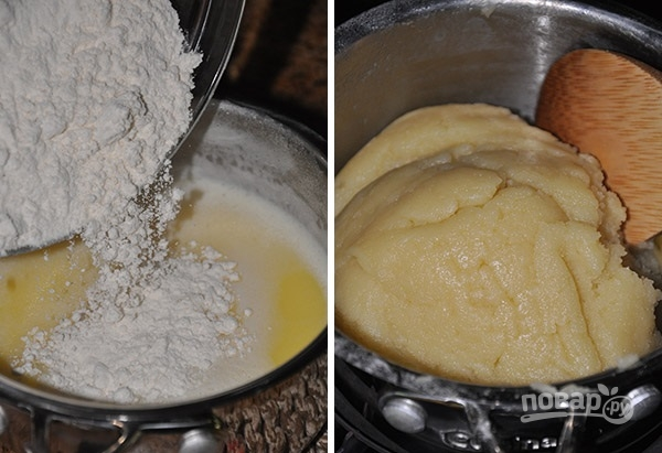 Как сделать густой крем рецепт 180