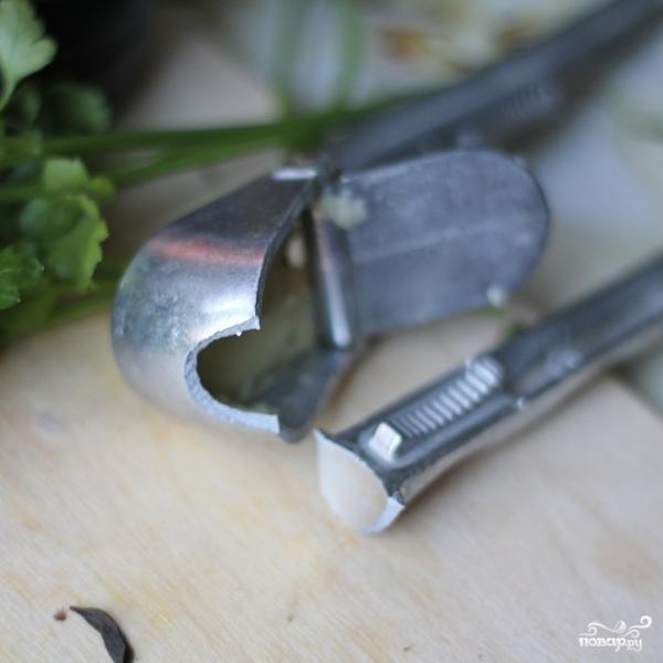 Фарш на сковороде - фото шаг 7