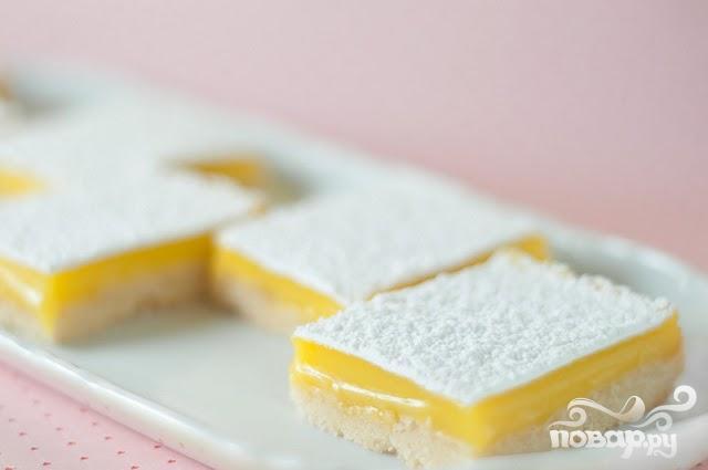Лимонные пирожные - фото шаг 5