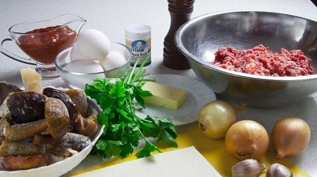 Рецепт Мясо, запеченное в тесте