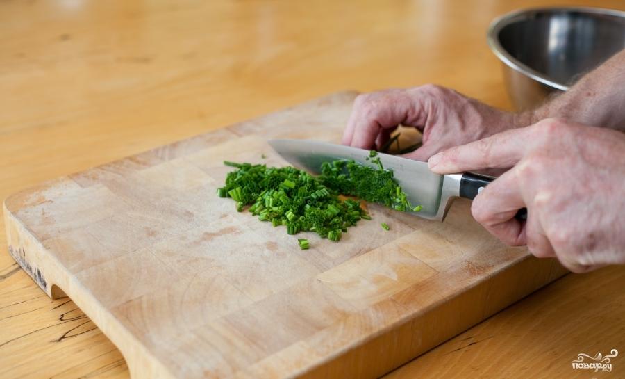 Рецепт Равиоли с лососем