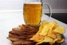 Вяленая куриная грудка к пиву