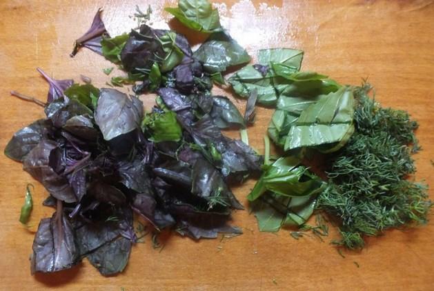 Рагу с цветной капустой - фото шаг 7