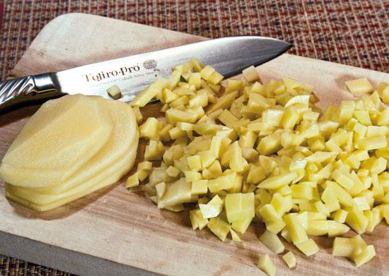 Курник с фаршем и картошкой - фото шаг 4