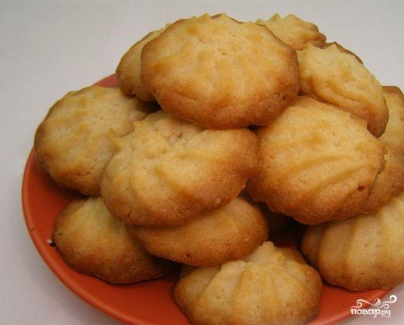 Печенье с молоком - фото шаг 5