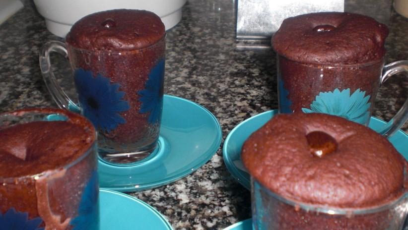 Быстрый кекс - фото шаг 3