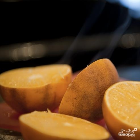 Апельсиновый пирог - фото шаг 2