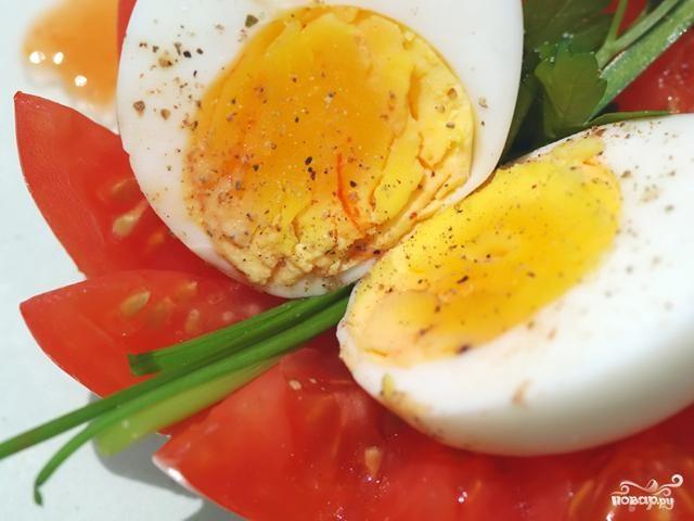 Яйца крутые