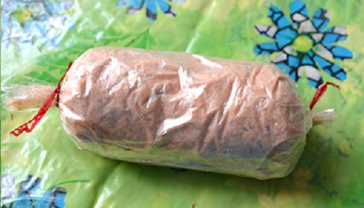 Вареная колбаса в домашних условиях - фото шаг 10