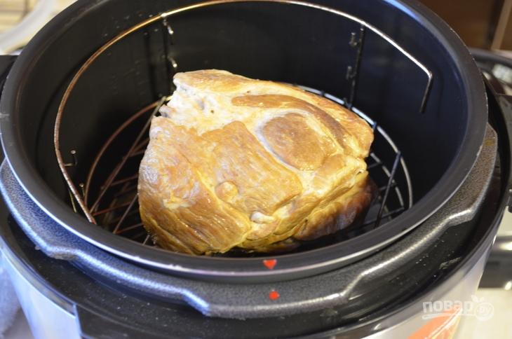Свинина горячего копчения - фото шаг 3