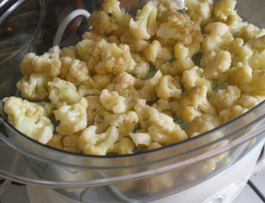 Рецепт Гречка с цветной капустой