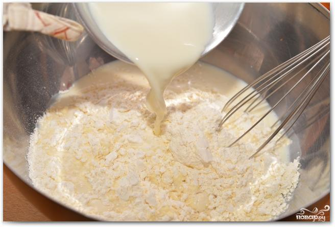 Пирожки с творогом и изюмом - фото шаг 3
