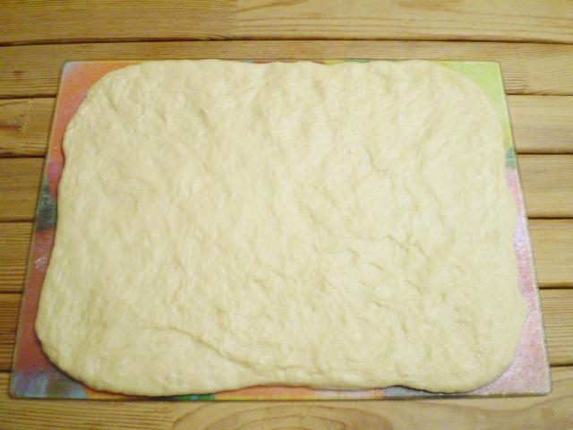 Пирог с творогом и манкой - фото шаг 8