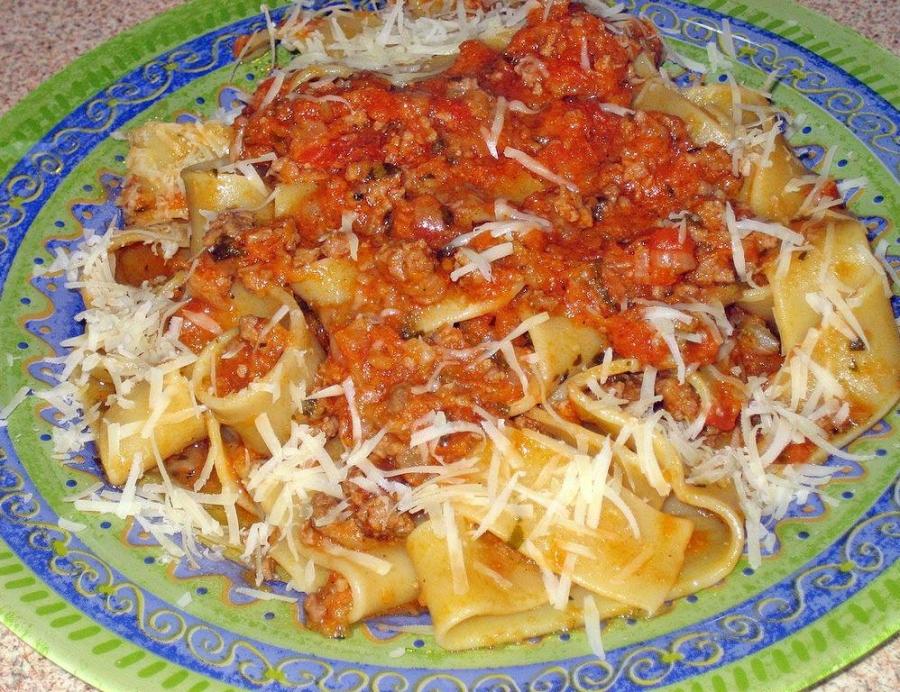Соусы для итальянских блюд