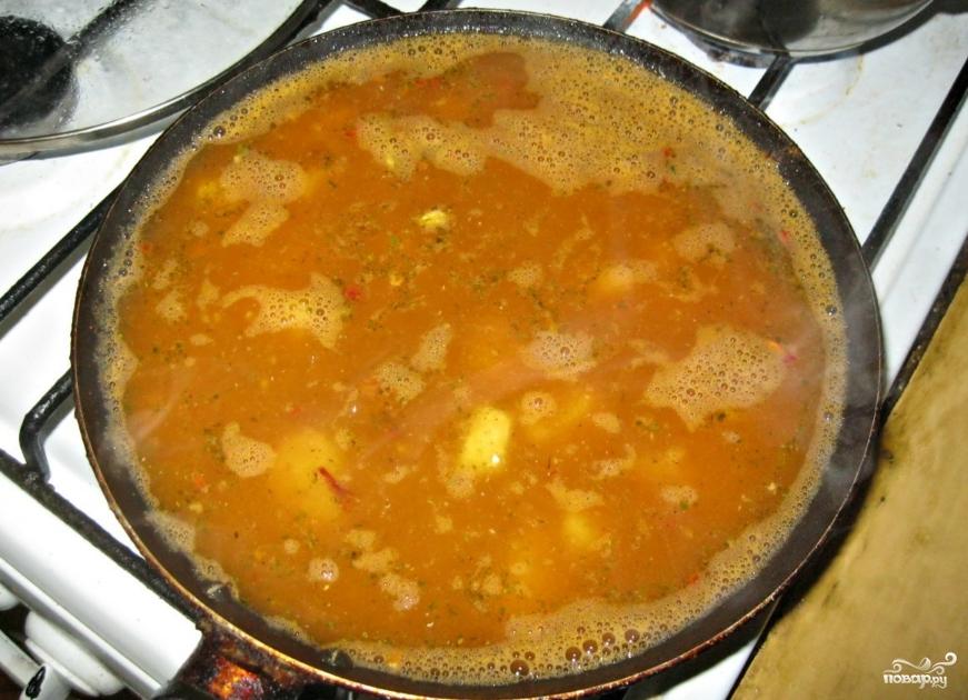 Суп с гречкой рецепт пошагово в мультиварке редмонд