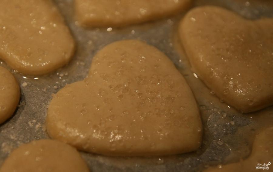 Быстрое постное печенье - фото шаг 5