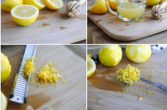 Лимонный пудинг - фото шаг 2