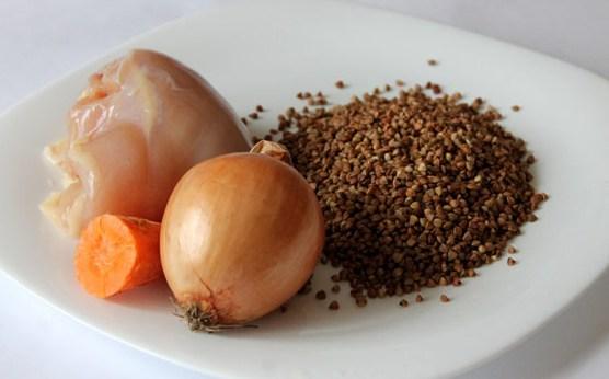 Рецепт Подлива к гречке из курицы