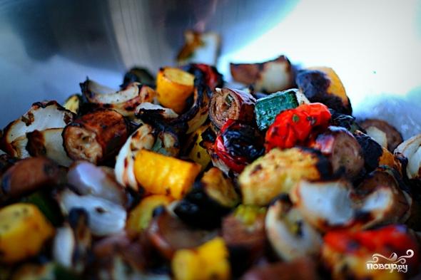 Маринад для овощей гриль - фото шаг 3