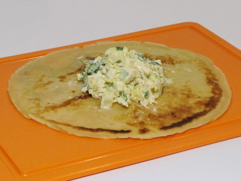 Салат хе из рыбы по-корейски - рецепт с фото