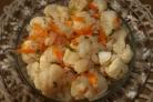 Засолка цветной капусты