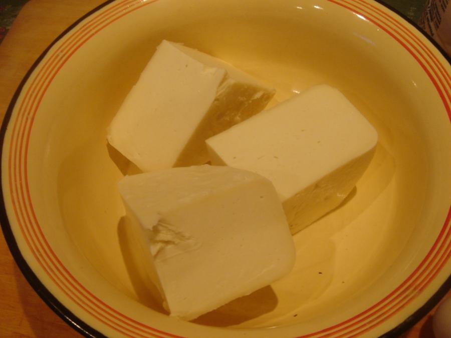 Ачма с сыром - фото шаг 2