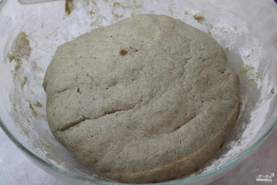 Ржаной хлеб на закваске - фото шаг 5