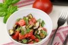 Салат к запеченной семге