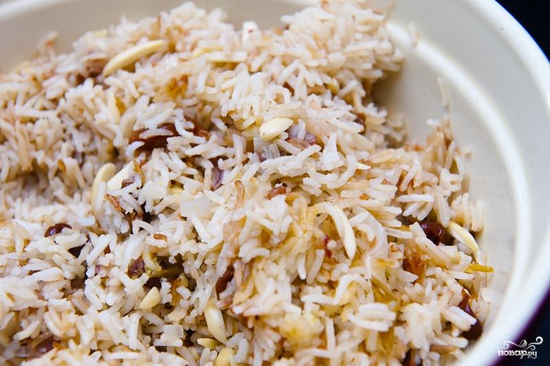 Рис с финиками - фото шаг 7