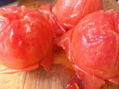 Карпаччо из помидоров - фото шаг 3
