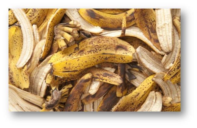 Рецепт Квас из банановых шкурок