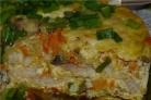 Треска с картофелем в духовке