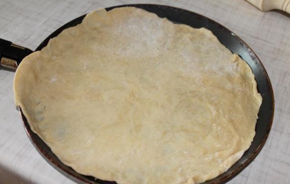 Медовый торт на сковороде - фото шаг 12