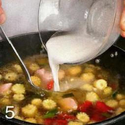 Суп куриный с кукурузой  - фото шаг 5