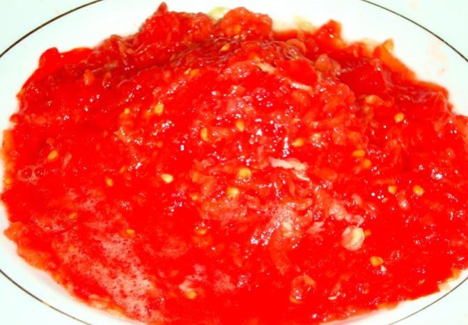 Говядина с кабачками и помидорами - фото шаг 3