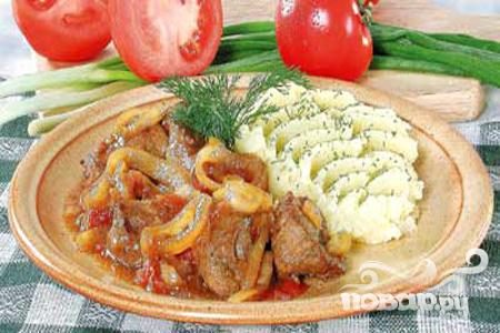 Рецепт Тас-кебаб