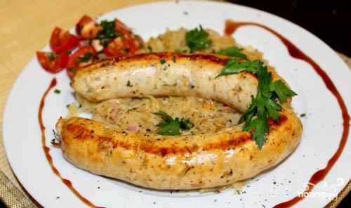 Колбаса из индейки в домашних условиях - фото шаг 7