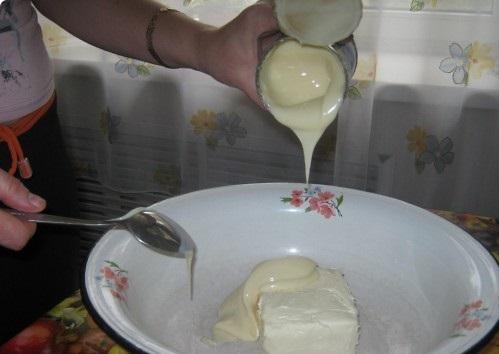 """Торт """"Штирлиц"""" - фото шаг 7"""