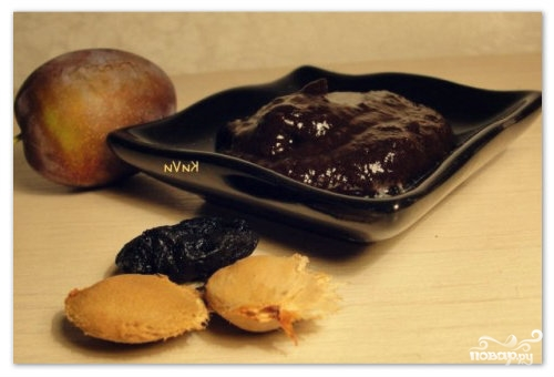 Рецепт Пюре из чернослива